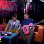 Gitara z autografami gwiazd Disco Polo dla WOŚP