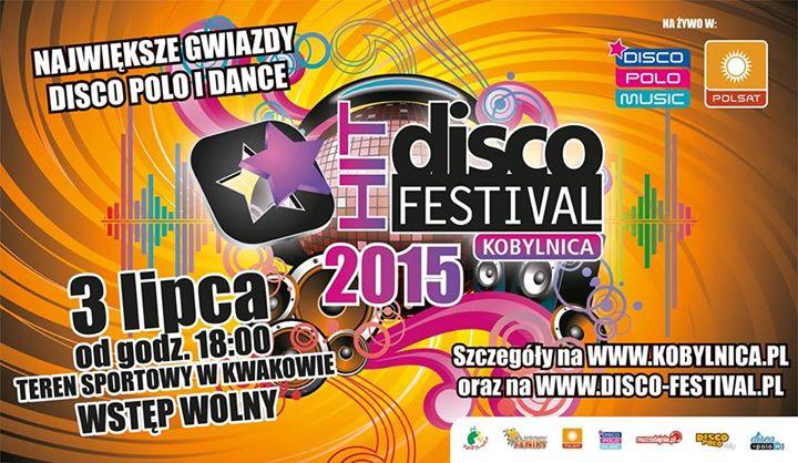 disco hit festival kobylnica 2015