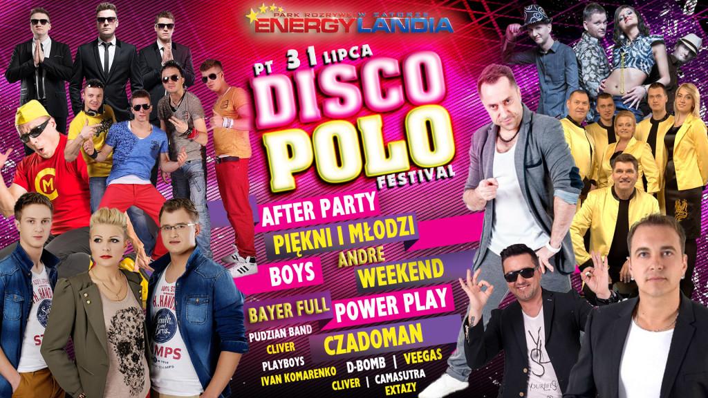 energylandia disco polo festival 31 lipca 2015