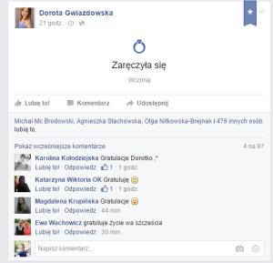 dorota gwiazdowska