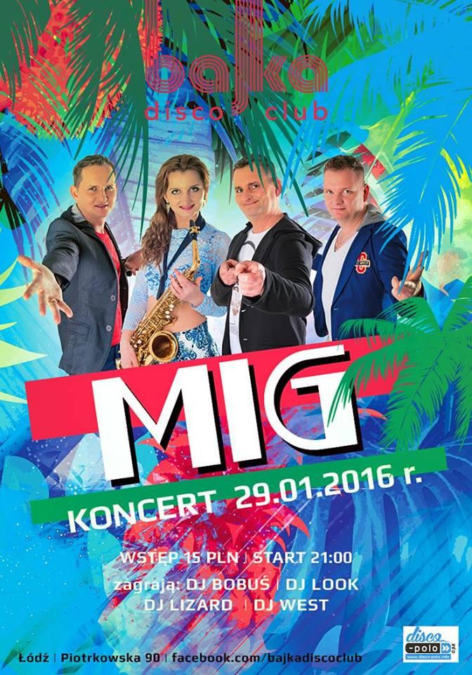 mig koncert bajka disco-polo.info