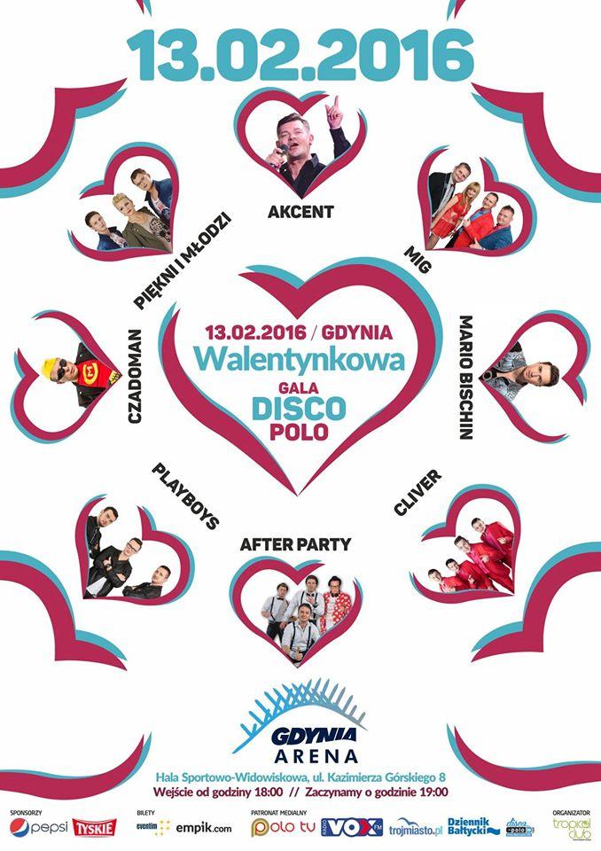 walentynkowa gala 2016 disco-polo.info