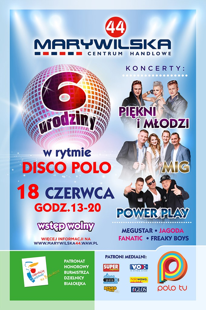 Warszawa - 18 czerwca
