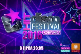 disco hit festival kobylnica 2016 - polsat