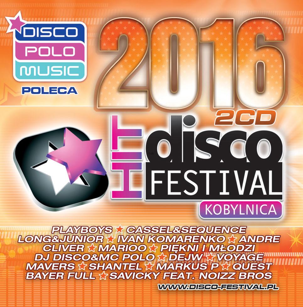 plyta disco hit festival kobylnica 2016
