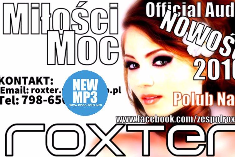 Roxter & Synek - Mi�o�ci Moc (Puszczyk Remix)
