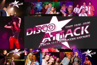 Disco Attack Katowice 2016