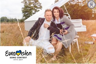Krzysztof Tomaszewicz i Magda Durecka próbują sił na Eurowizji