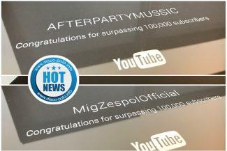 Nagrody od YouTube dla Mig oraz After Party