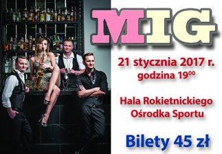 Rokietnicki Ośrodek Sportu - 21 stycznia 2017 - Mig