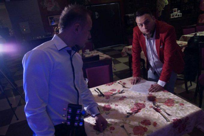 Rompey nagrywał teledysk do utworu Być jak Zenek