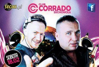 Club Corrado - Suchowola - 18 luty 2017 - Bobi