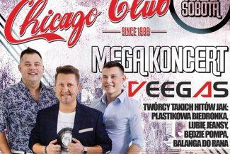 Koncert Chicago Club - 18 luty 2017 - Veegas