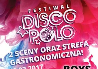 Koncert Festiwal Disco Polo Den Haag  luty  Boys Weekend Spiżowi Mocni Top Girls