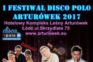 Festiwal Disco Polo Dance Arturówek 2017