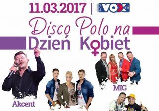 Gala Disco Polo - Włocławek 2017 już w ten weekend