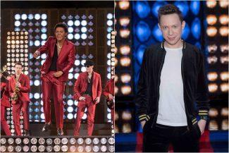 Masters jako Bruno Mars! Rozdajemy garnitur z występu! 1