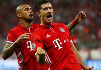 Piłkarze Bayernu Monachium tańczą do disco polo