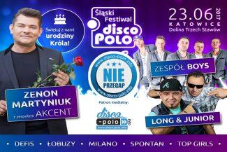 Ślaski Festiwal Disco Polo Katowice