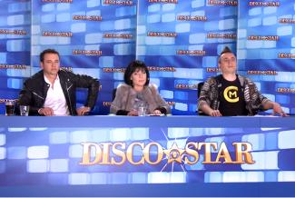 Disco Star video