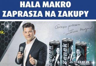 Premiera Zenek Energy Drink z wielką pompą w Białymstoku!
